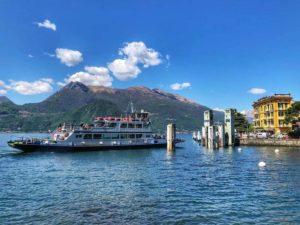Boat trips around Lake Como