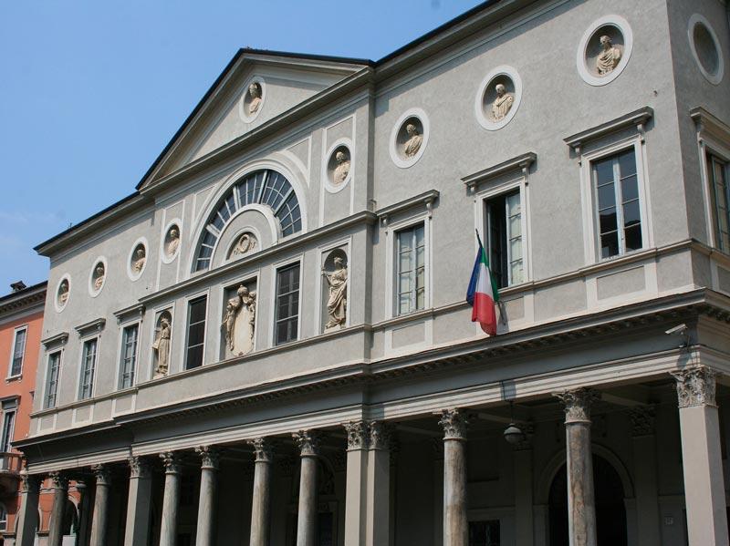 Liceo Volta, Como, Italy