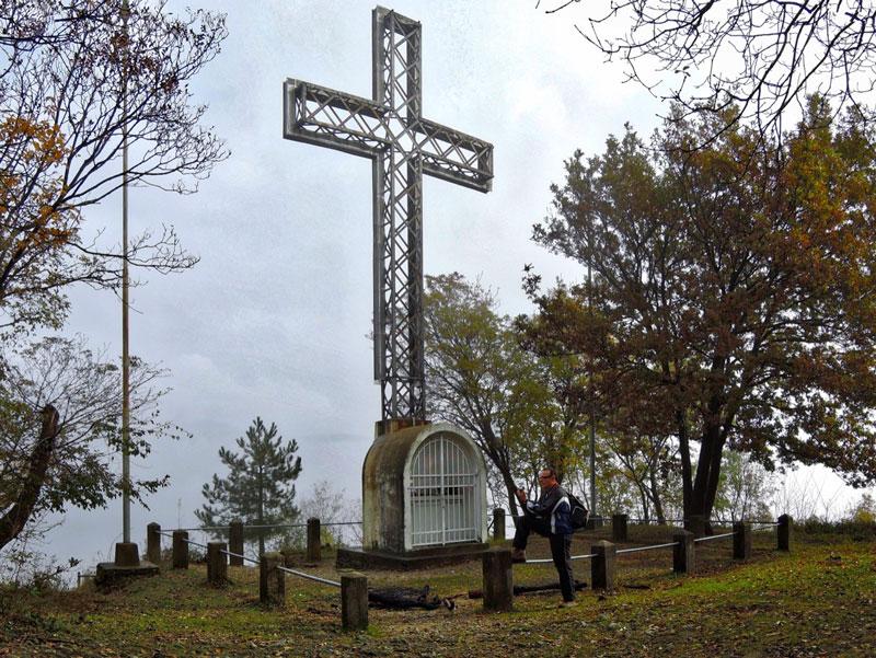 Croce di Sant'Eutichio at Monte Croce
