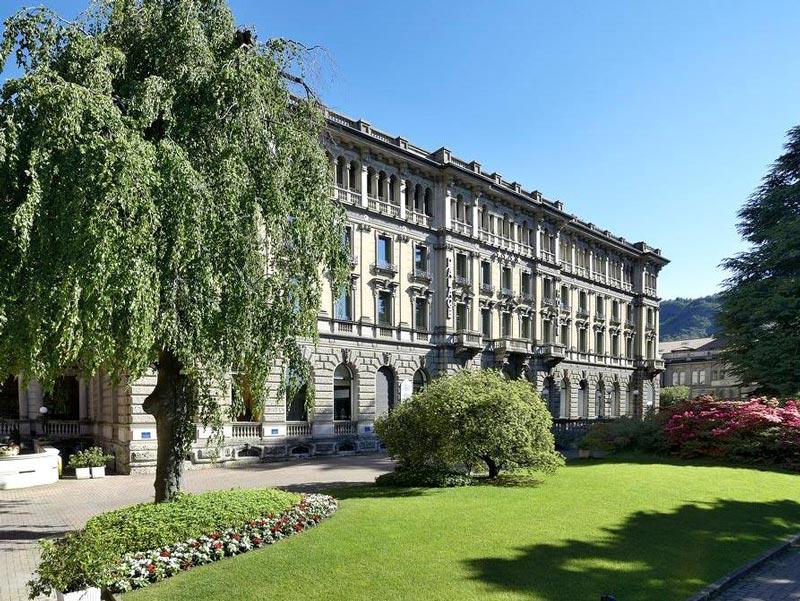 Palace Hotel, Lake Como