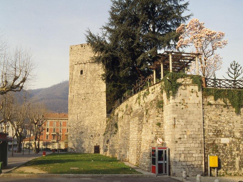 Torre Gattoni, Como, Italy