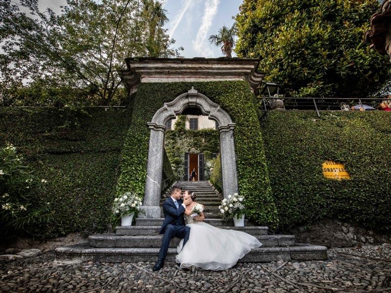 Wedding in Villa Monastero Pax, Lenno (Tremezzina)