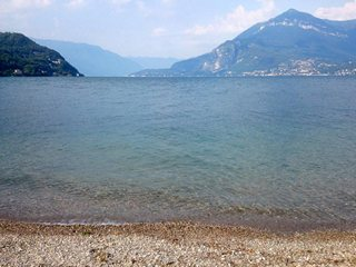 Lake Como's beaches