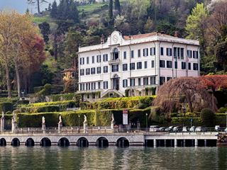 Best villas on Lake Como