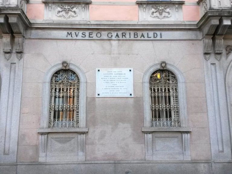Historical museum in Como, Italy
