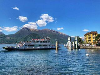 Boat trips on Lake Como