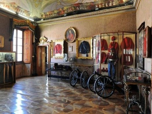 Musuem of Giuseppe Garibaldi, Como