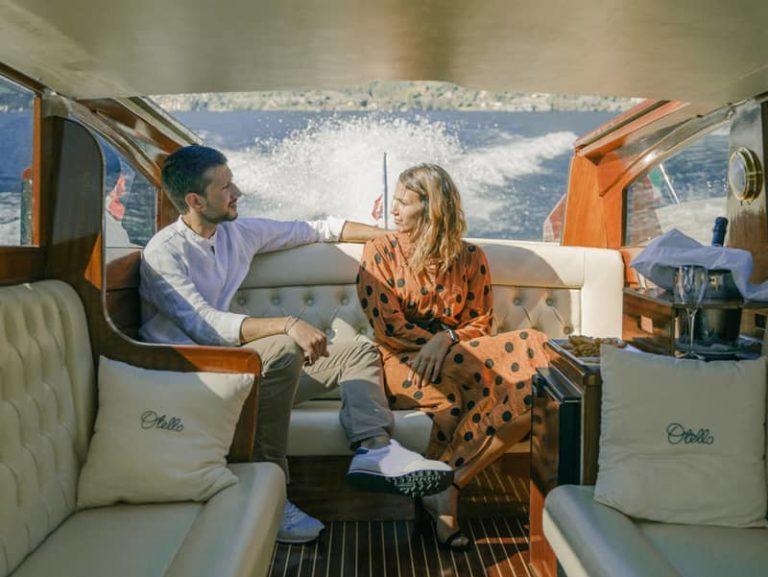 Boat tour with Venetian Limousine