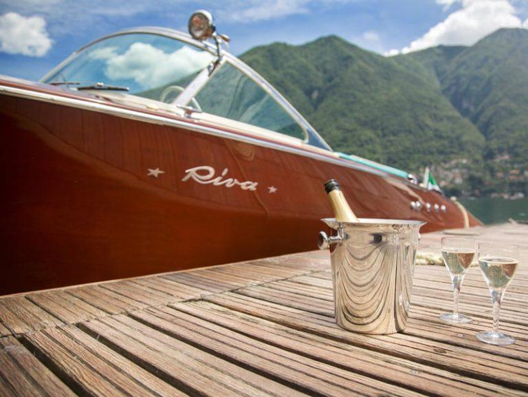 Luxusreisen auf dem Comer See