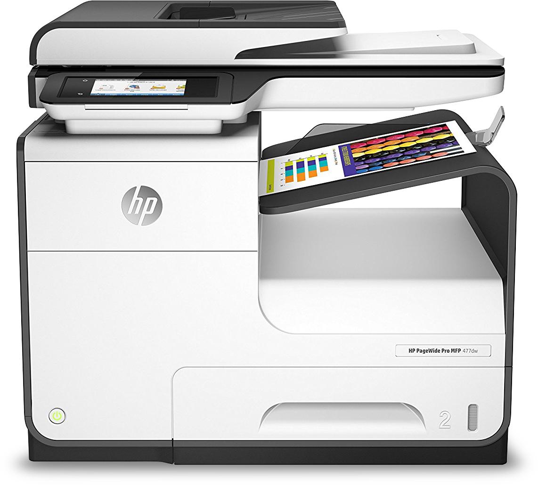 Noleggio Multifunzione HP PageWide Pro 477DW - Lyreco print services