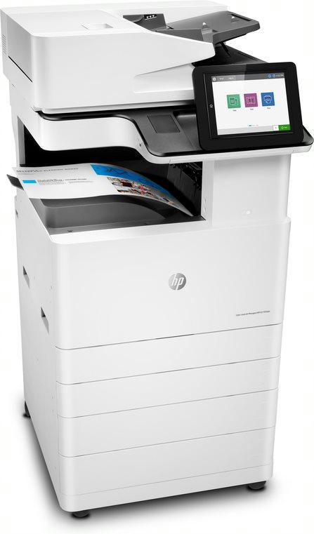 Noleggio Multifunzione HP Color LaserJet Managed E77830DN - Lyreco print services