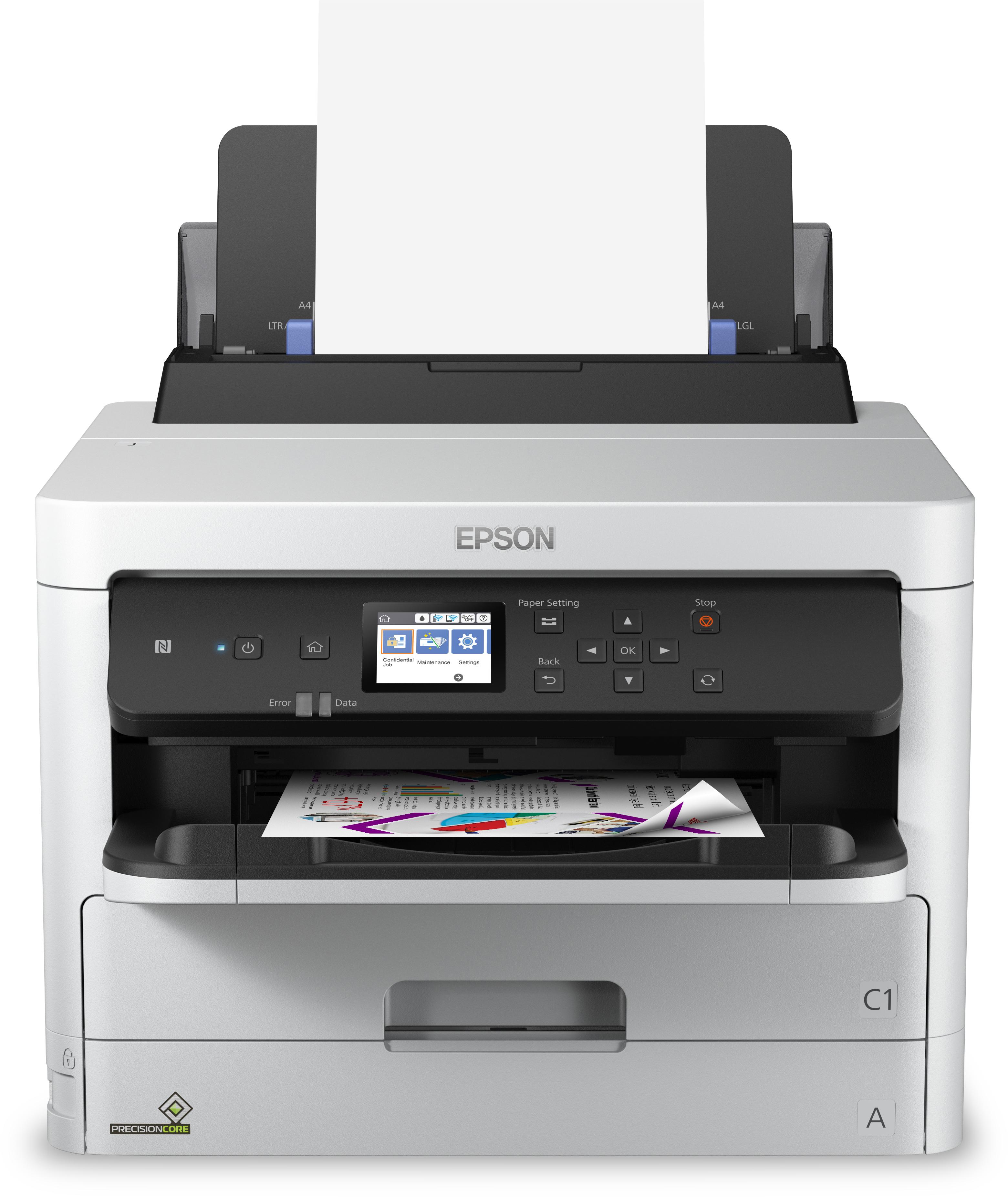 Noleggio Stampante WorkForce Pro WF-C5290DW - Lyreco print services