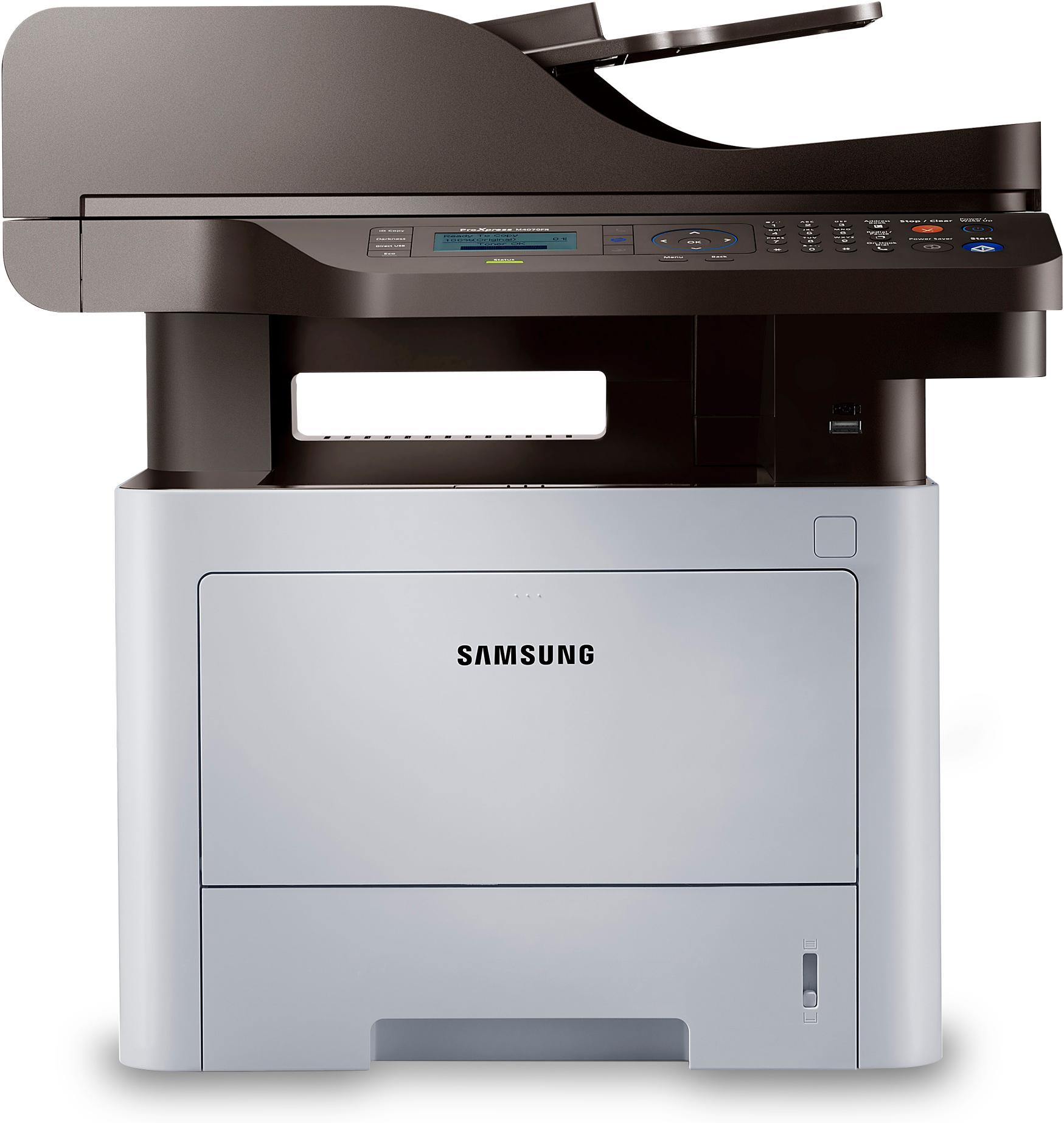 Noleggio Multifunzione laser Samsung ProXpress SL-M4070FR - Lyreco print services