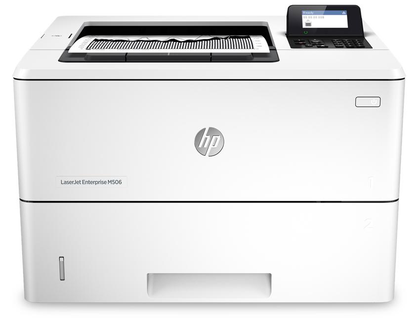 Noleggio Stampante HP LaserJet Enterprise M506DN - Lyreco print services