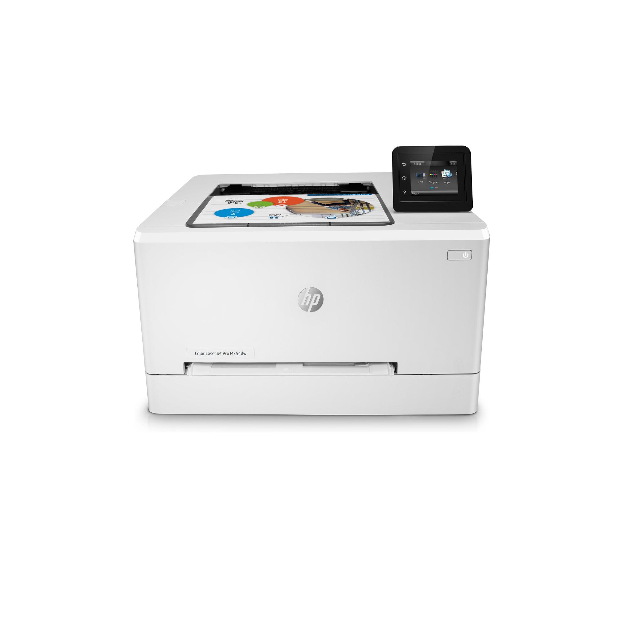 Noleggio Stampante HP Color LaserJet Pro M254dw - Lyreco print services
