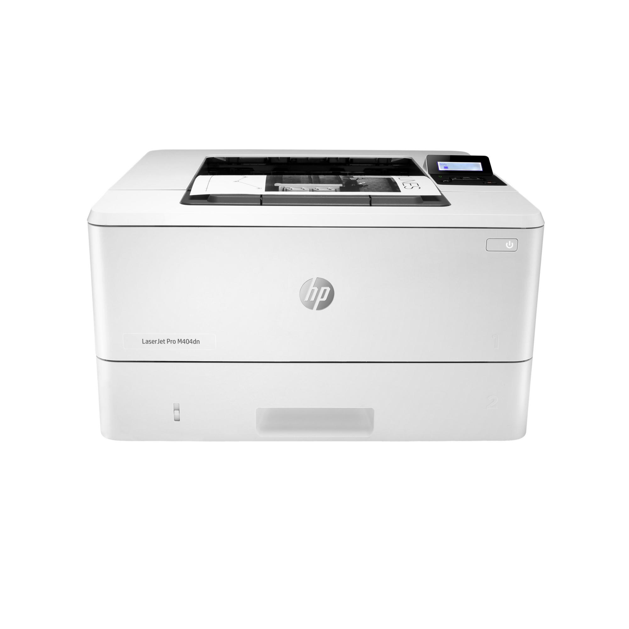 Noleggio Stampante HP LaserJet Pro M404dn - Lyreco print services