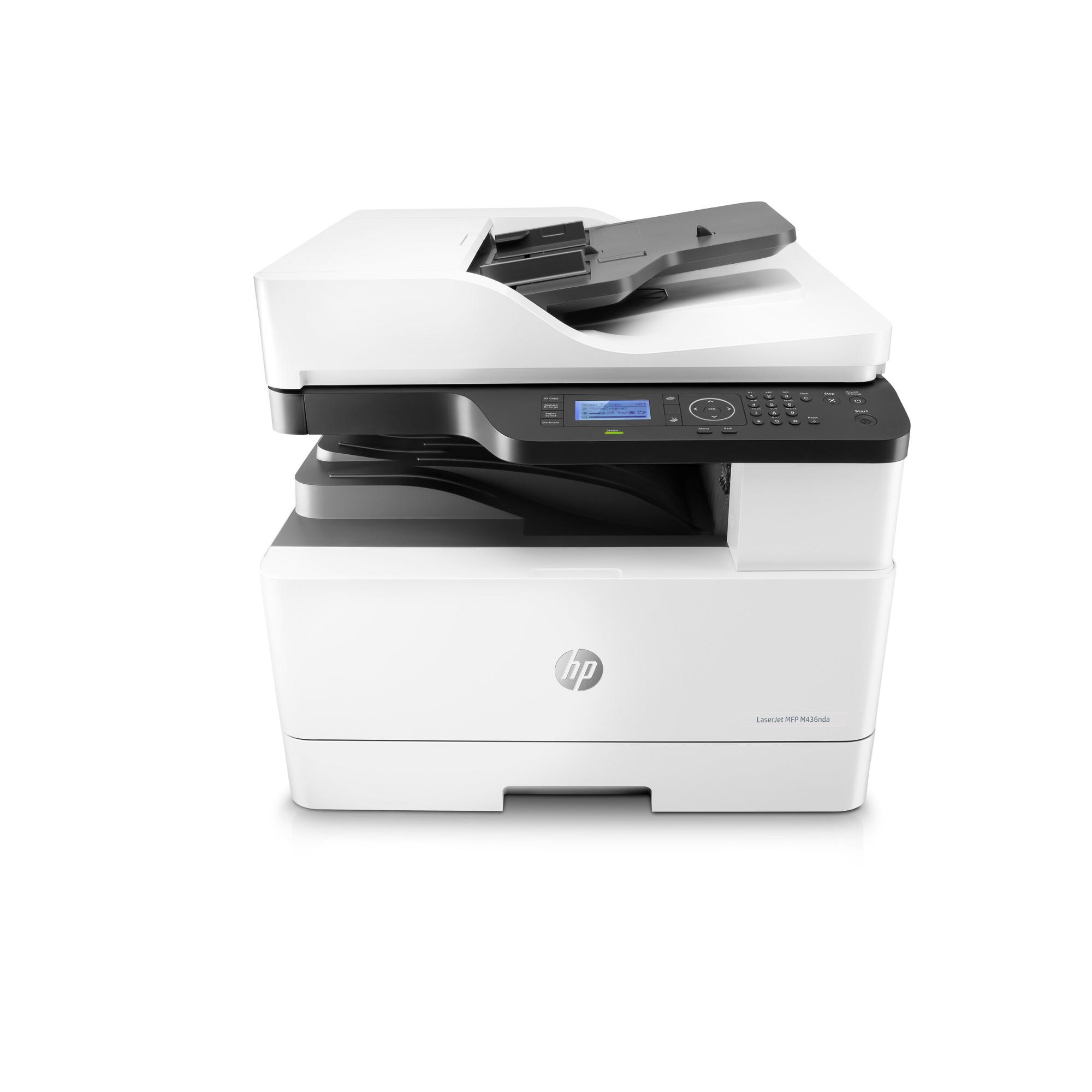 Noleggio Stampante Multifunzione HP LaserJet Pro M436nda - Lyreco print services