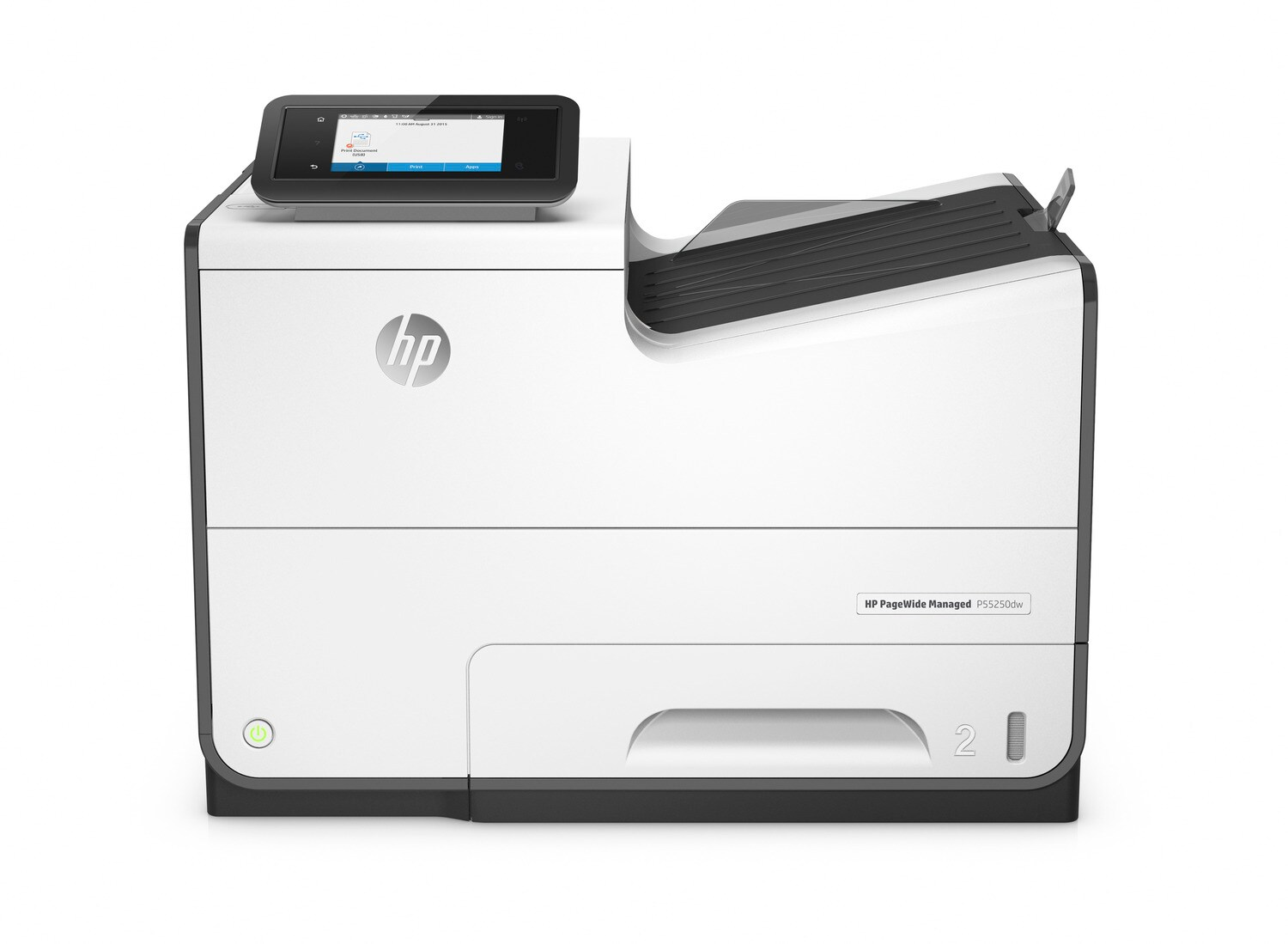 Noleggio Stampante HP PageWide Managed P55250dw - Lyreco print services