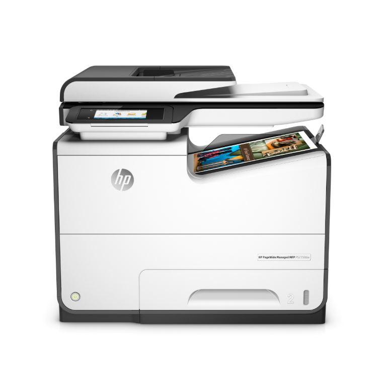 Noleggio Multifunzione HP PageWide Managed P57750dw - Lyreco print services