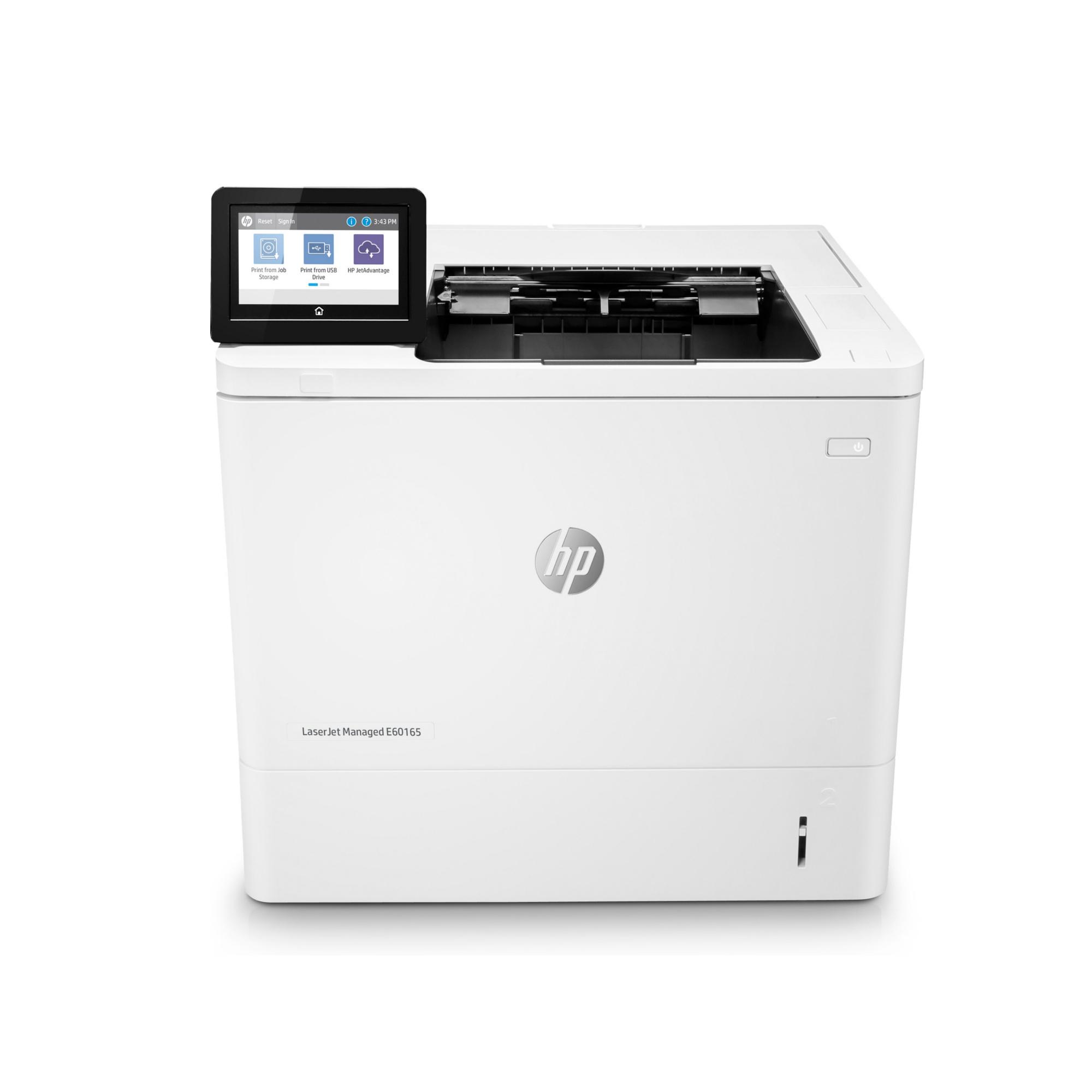 Noleggio Stampante HP LaserJet Managed E60165dn - Lyreco print services