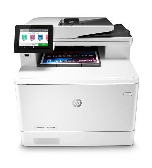 Noleggio Stampante multifunzione HP Color LaserJet Pro M479fdn - Lyreco print services