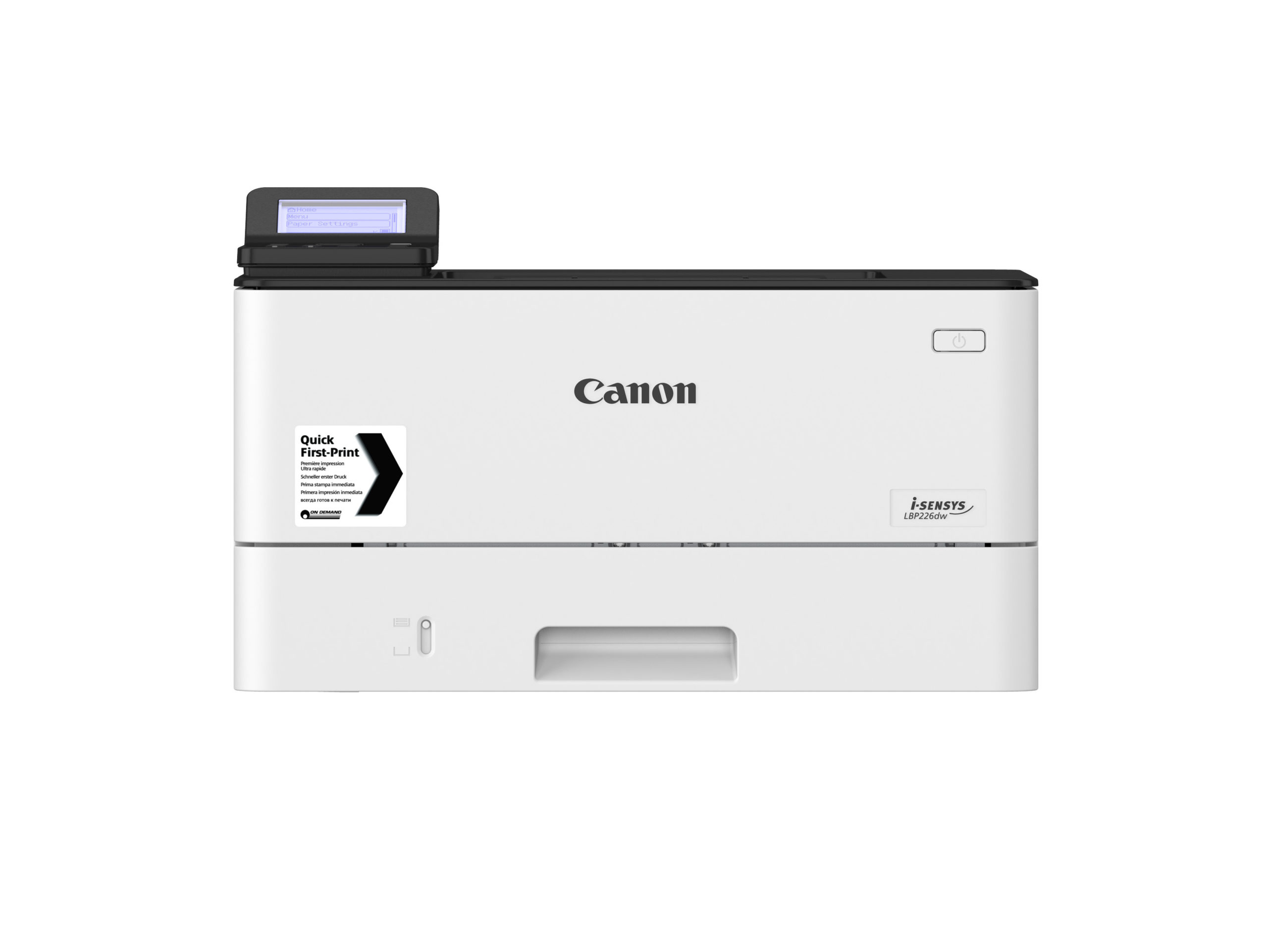 Noleggio Stampante CANON I-SENSYS LBP226DW - Lyreco print services