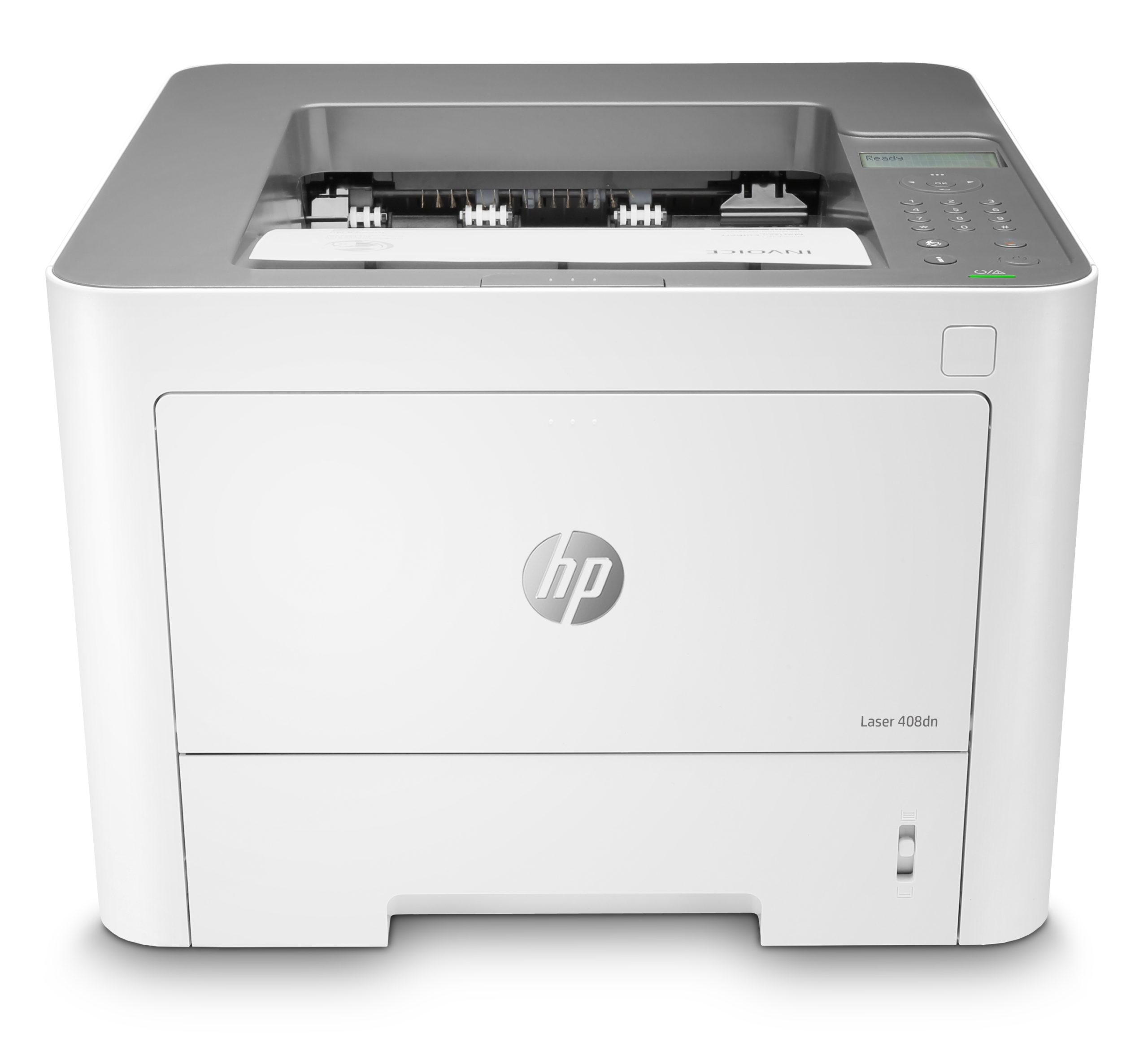 Noleggio Stampante LASER JET M408DN - Lyreco print services