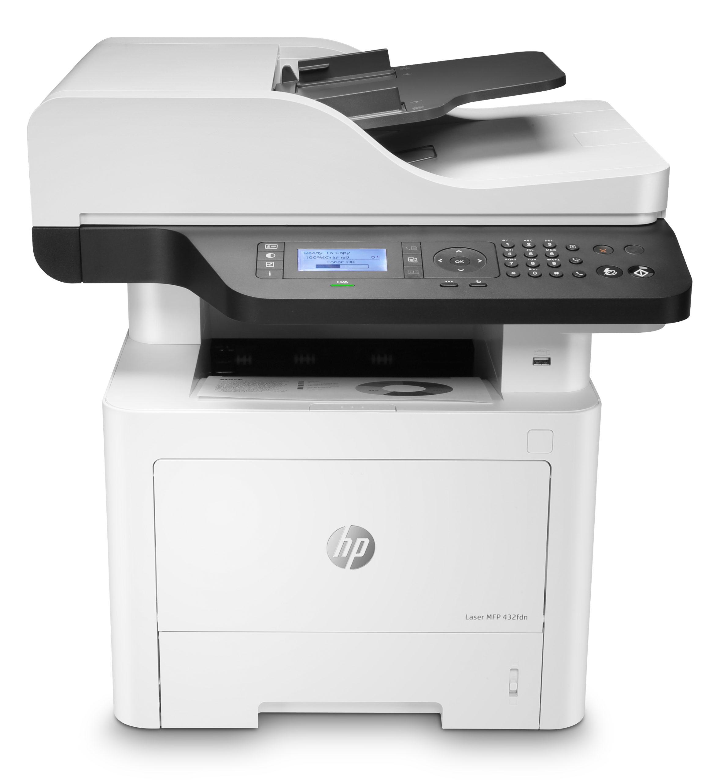 Noleggio Multifunione LASER JET M432FDN - Lyreco print services