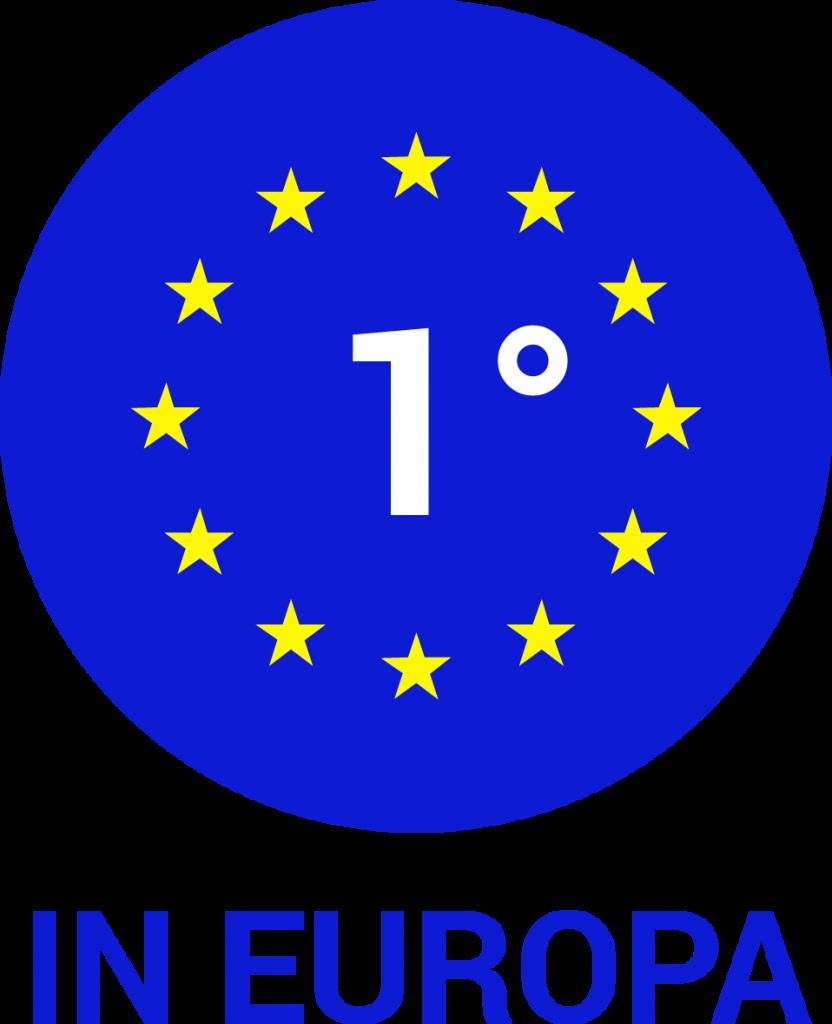 N° 1 in Europa