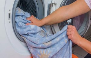 lavare lenzuola