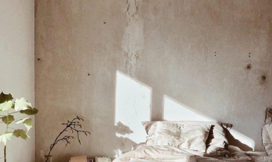 muffa in camera da letto