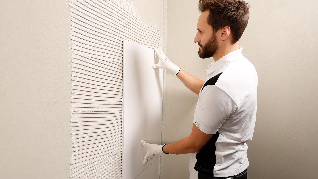 Pannelli isolanti per umidità di risalita