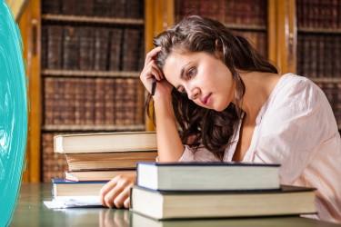 stress da esami omeopatia