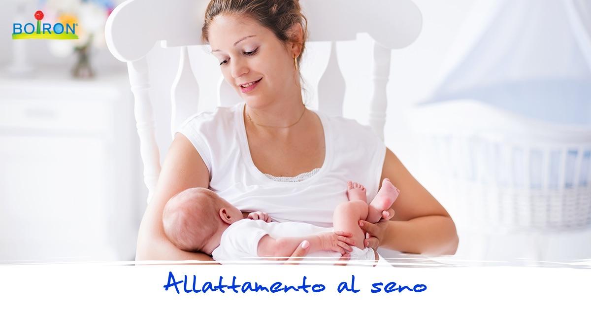 omeopatia e gravidanza allattamento al seno