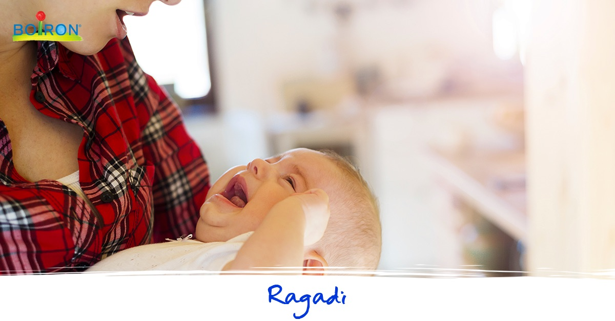 omeopatia e gravidanza ragadi
