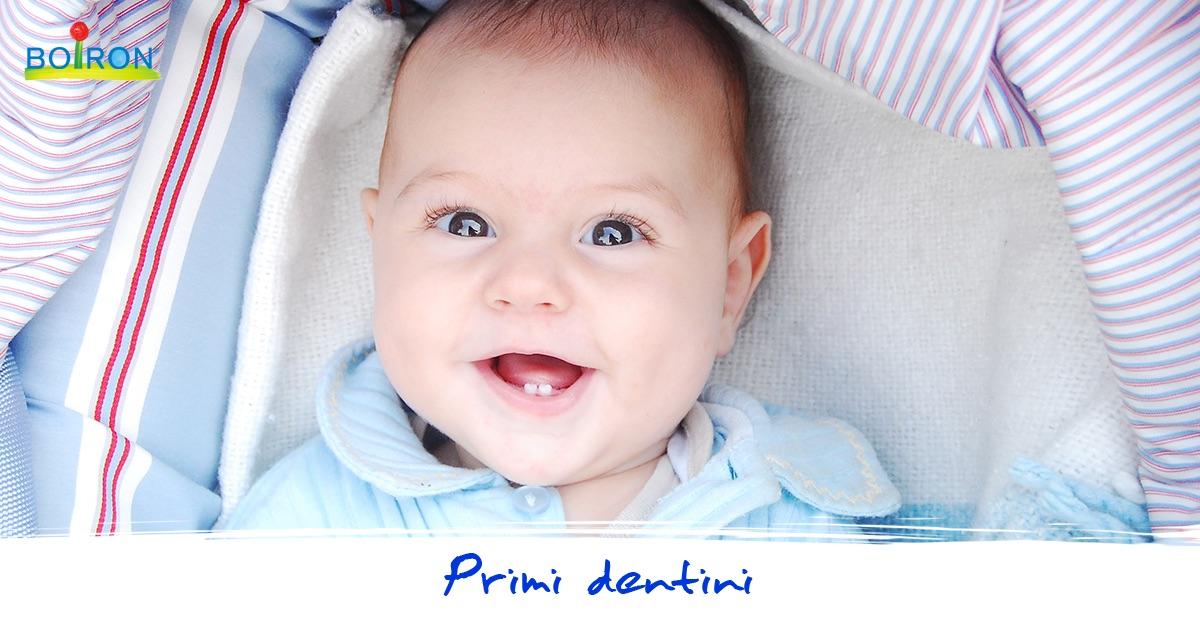 omeopatia e gravidanza primi dentini