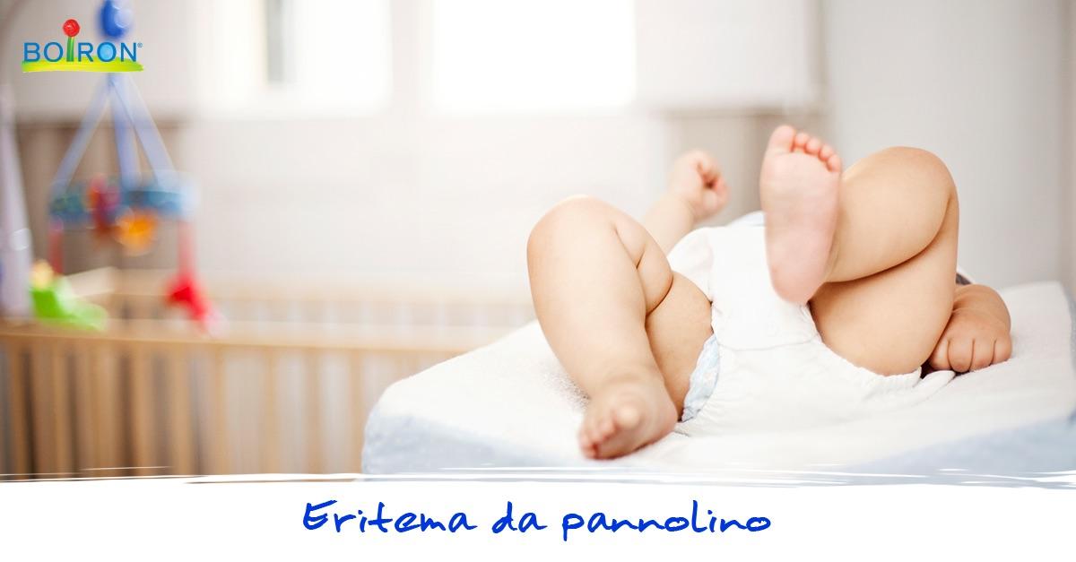 omeopatia e gravidanza eritema da pannolino