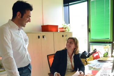 La filiale italiana del Gruppo Boiron come slow factory