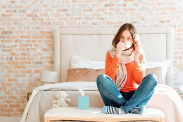 raffreddore aiuto omeopatia