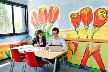 sociale centro progetto boiron
