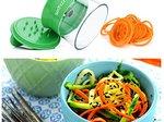Spieralschneider für Gemüsespaghetti (Foto3)