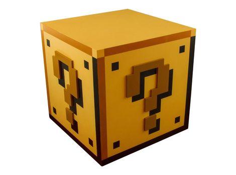 Foto: Super Mario Fragezeichen-Block
