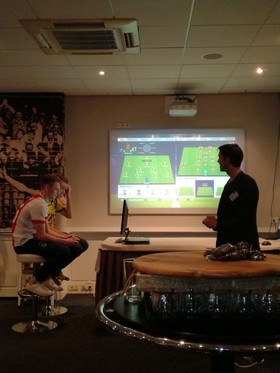 nac-ajax business event markteffect