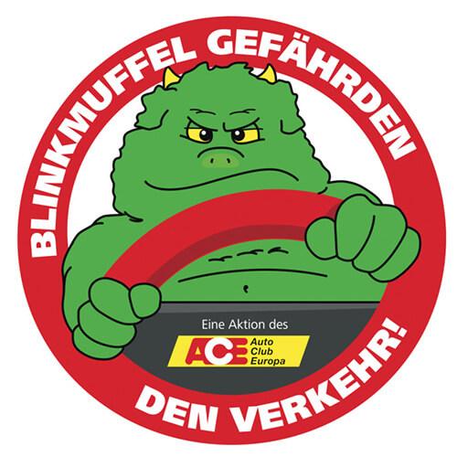"""Logo """"Blinkmuffel"""""""