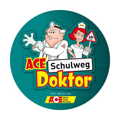 """Logo """"Schulweg-Doktor"""""""