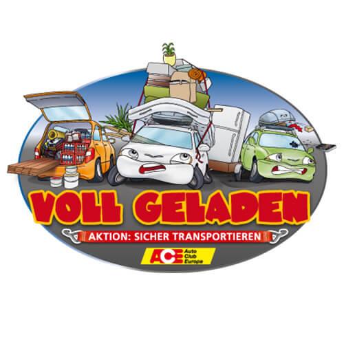 "Logo""VOLL GELADEN"""