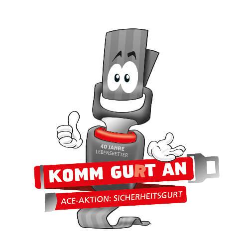 """Logo """"KOMM GURT AN!"""""""