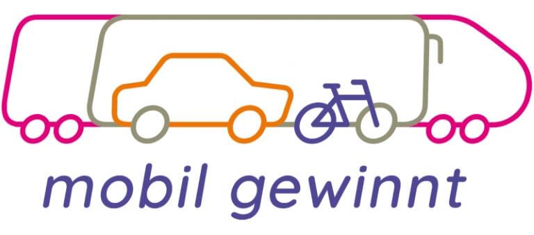 Logo der Initiative mobil gewinnt