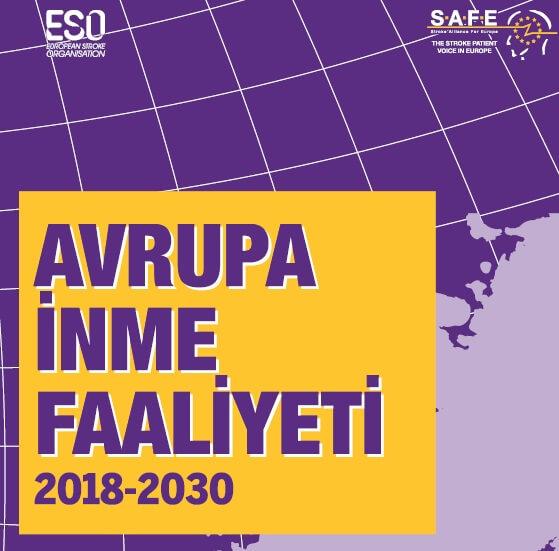 Avrupa İnme Faaliyet Planı 2018-2030