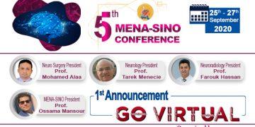 5. MENA-SINO KONGRESİ 25-27 EYLÜL 2020